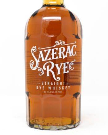 Sazerac, Straight Rye Whiskey