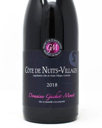 Domaine Gachot-Monot, Cote de Nuits-Villages