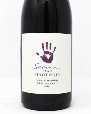 Seresin, Leah, Pinot Noir, Marlborough 2014